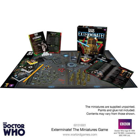 EXTERMINATE! - The Miniatures Game