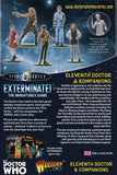11th Doctor & Companions Set