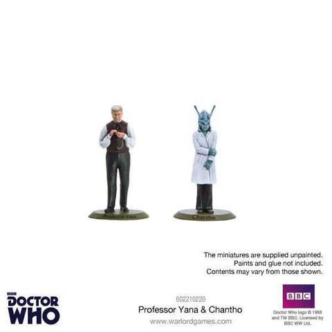 Professor Yana and Chantho Set