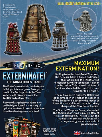 Maximum Extermination!