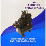 AIR COMPRESSOR WITH AIRTANK BA1100