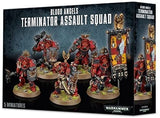 BLOOD ANGELS TERMINATOR ASSAULT SQUAD