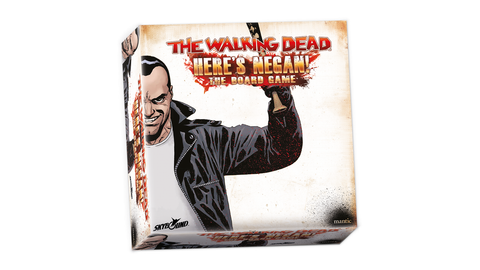 The Walking Dead: Here's Negan! - The Board Game