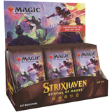 Strixhaven School of Mages Set Booster * Sealed box of Boosters*