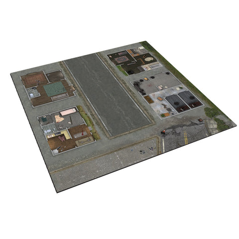 WOODBURY - Deluxe Playmat