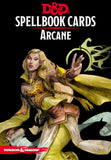 Dungeons & Dragons Spellbook Cards - Arcane