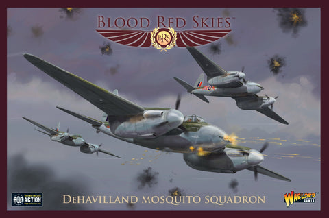 DE HAVILLAND MOSQUITO - Squadron Box
