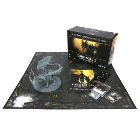 DARK SOULS - Black Dragon Kalameet Expansion