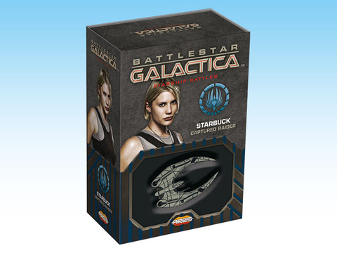 Starbuck's Cylon Raider - Spaceship Pack
