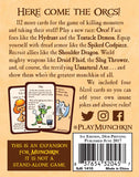 Munchkin 2: Unnatural Axe (Colour)