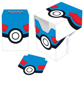 GREAT BALL Deck Box for Pokémon