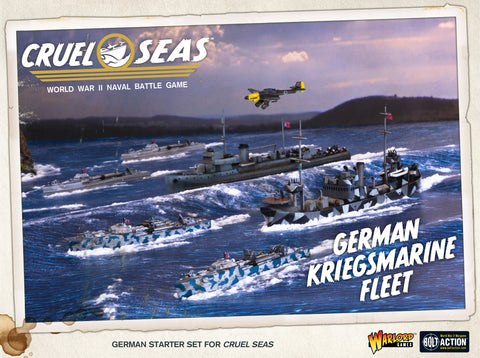 KRIEGSMARINE - FLEET box