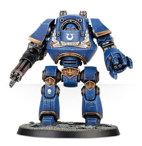 HORUS HERESY: CONTEMPTOR DREADNOUGHT