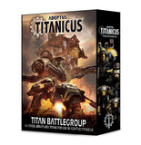 ADEPTUS TITANICUS TITAN BATTLEGROUP