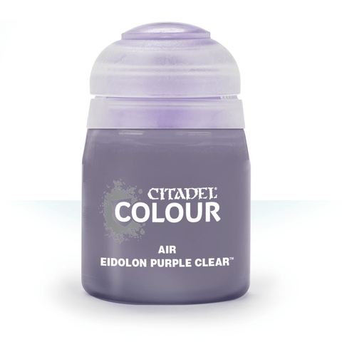 EIDOLON PURPLE CLEAR - Air