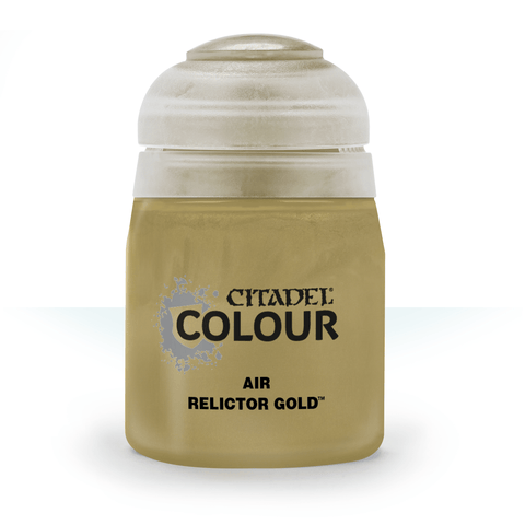 RELICTOR GOLD - Air