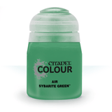 SYBARITE GREEN - Air