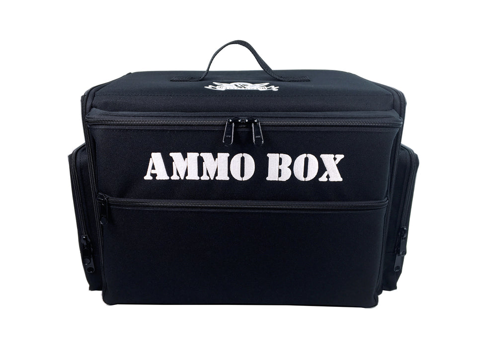 Ammo Box Bag Magna Rack Slider Load Out Incom Gaming The magna rack sliders trays have been designed for gamers who like to store and transport their miniatures that have been sliders allow for easy access to your models. ammo box bag magna rack slider load out