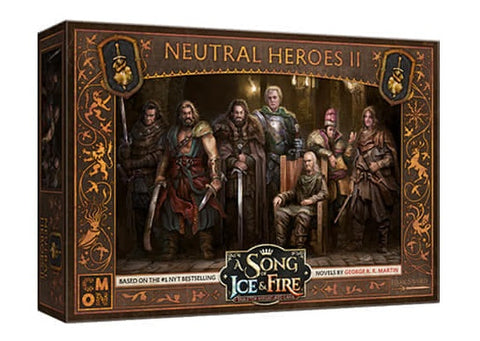 Neutral Heroes Box 2