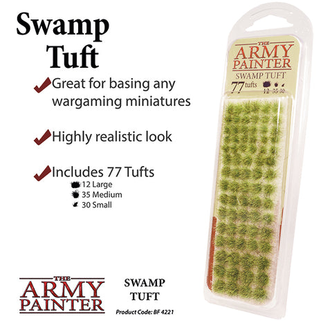 Battlefields XP - Swamp Tuft
