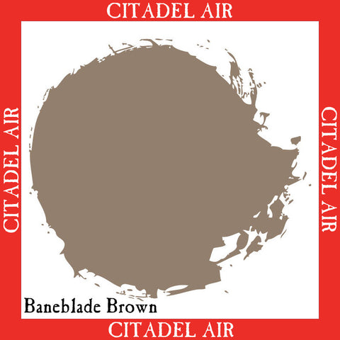AIR: BANEBLADE BROWN
