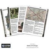 BATTLE OF THE BULGE - Bolt Action Campaign book