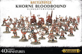 BATTLEFORCE: Khorne Bloodbound Slaughterstorm