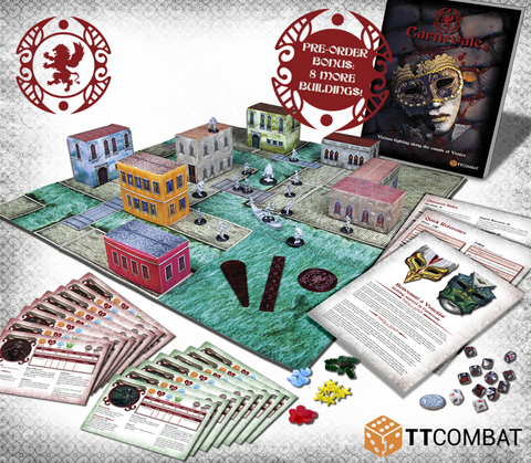 Carnevale 2-Player Starter Box