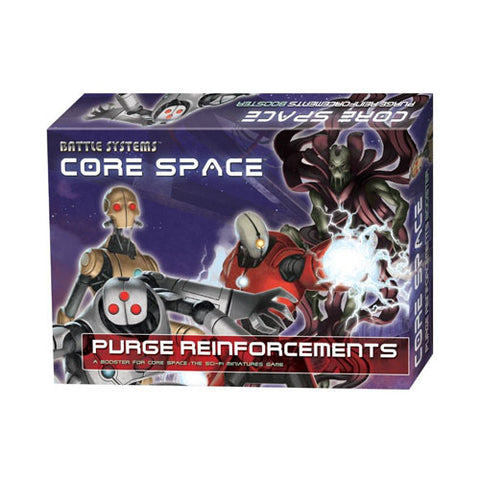 CORE SPACE BOOSTER - Purge Reinforcements