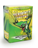 Dragon Shield Sleeves Apple Green Matte (100)