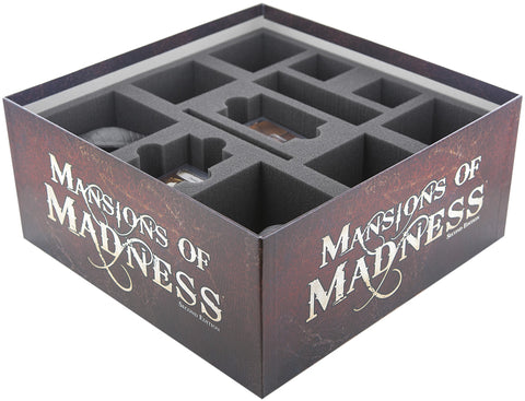 Mansions of Madness Second Edition - Foam tray set