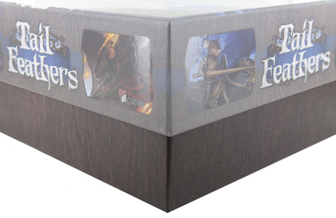 MICE AND MYSTICS - Tail Feathers - Foam tray set