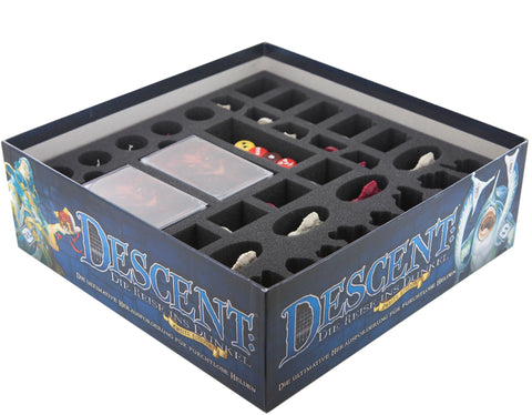 DESCENT: JOURNEYS IN THE DARK 2ND EDITION - Foam tray set