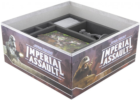 STAR WARS IMPERIAL ASSAULT BOX - Foam tray set