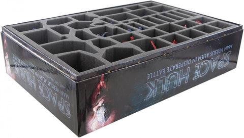 SPACE HULK BOX - Foam tray set