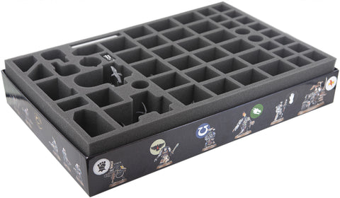 DEATHWATCH OVERKILL BOX - Foam tray set