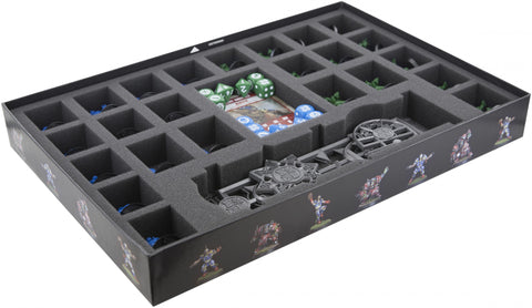 BLOOD BOWL 2016 BOX - Foam tray set