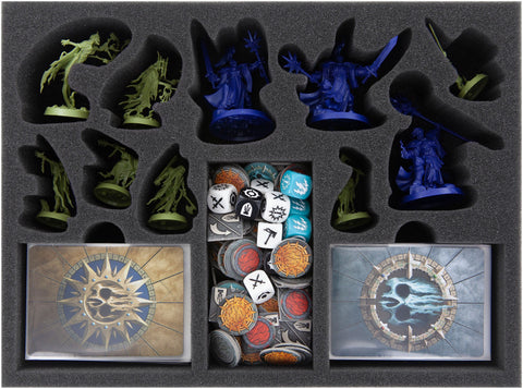 NIGHVAULT - Box Foam tray set