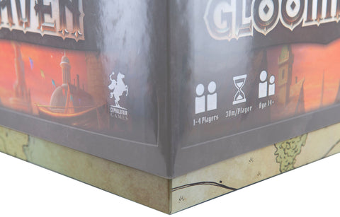 GLOOMHAVEN - Foam tray set