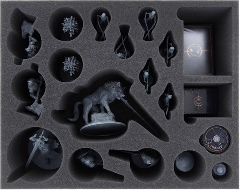 DARK SOULS - Darkroot - Foam tray set
