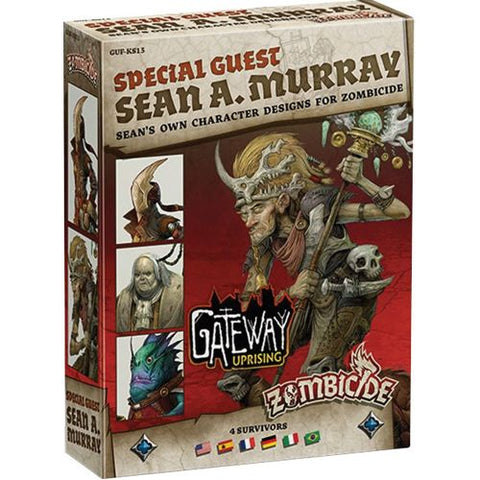 ZOMBICIDE GREEN HORDE: Special Guest - Sean A. Murray