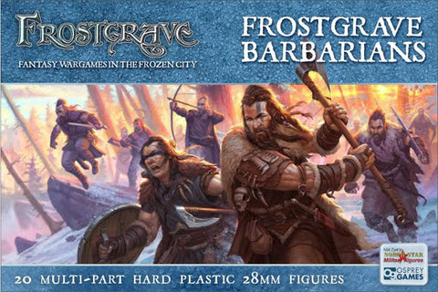Frostgrave Barbarians