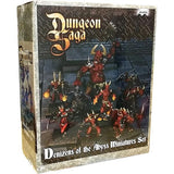 Dungeon Saga: Denizens of the Abyss Miniatures Set