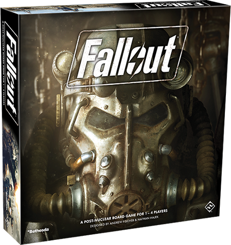 FALLOUT - The boardgame