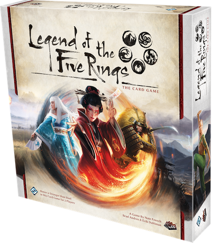 LEGEND OF FIVE RINGS