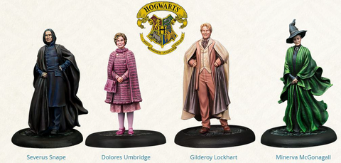 Hogwarts Professors - Expansion