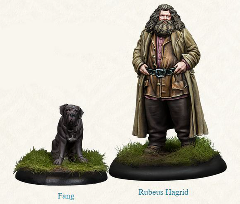 Rubeus Hagrid - Expansion
