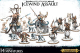 BATTLEFORCE: Beastclaw Raiders Icewind Assault