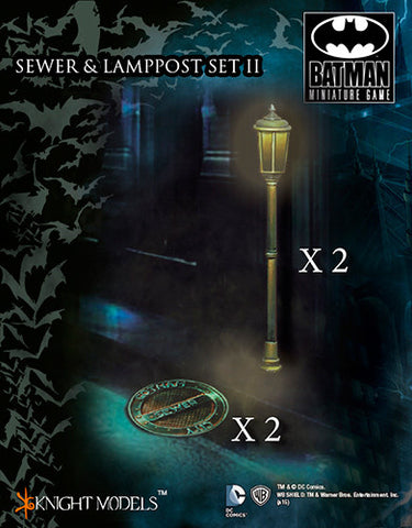 Sewers and Lamp post (K35BAC035)
