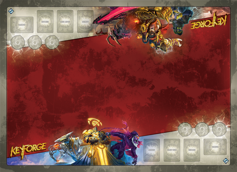 KEYFORGE: Call Of The Archons Playmat